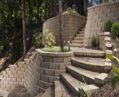 Retaining Wall- Diamond 9D