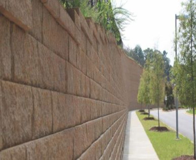 Retaining Wall- Diamond Pro